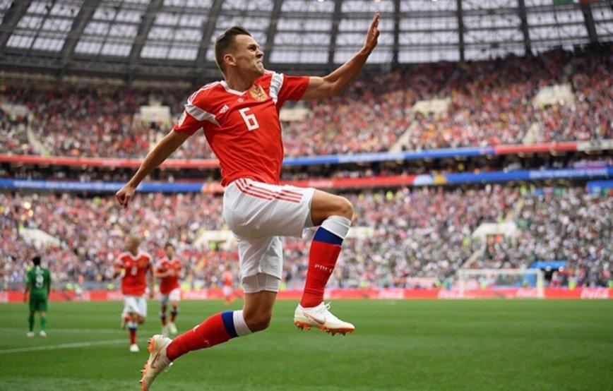 «Теперь так же с Египтом!»: россияне радуются разгромному счету сборной в матче с Саудовской Аравией