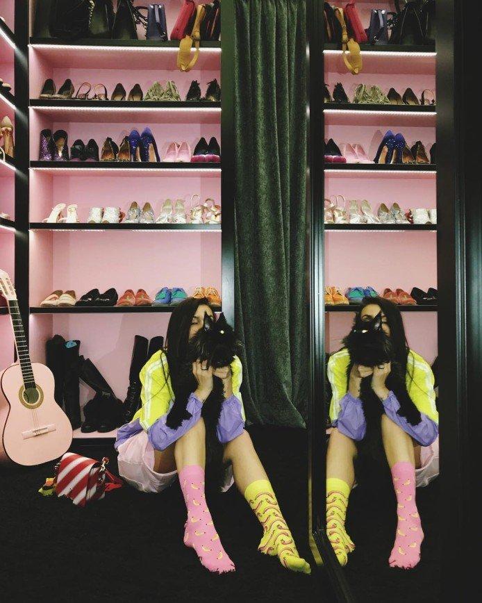 Каблуки, балетки и гламур: что хранит в себе коллекция обуви Алены Водонаевой