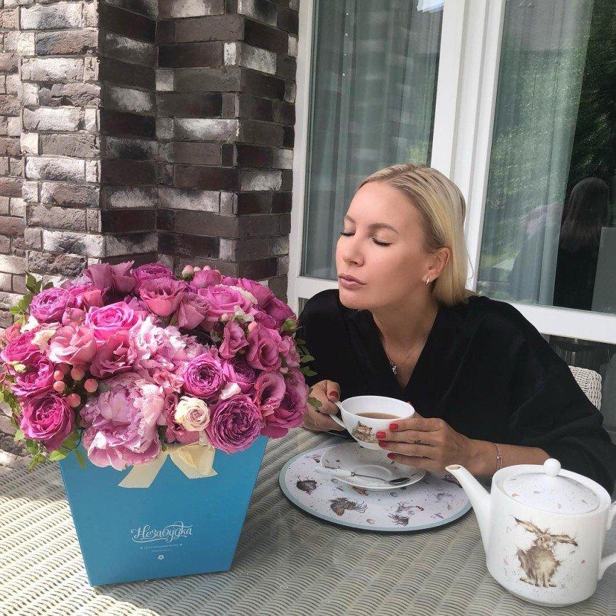 Елена Летучая рассказала о своих вкусовых пристрастиях и питании