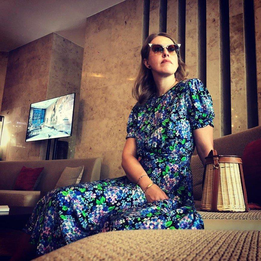 «Устали от мужа?»: Ксения Собчак призналась, что иногда ей хочется влюбиться