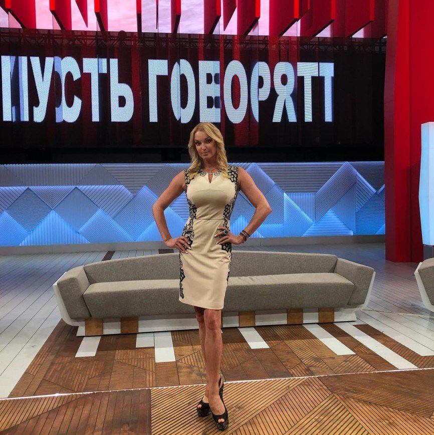 «Так надо выглядеть всегда!»: приятный образ Анастасии Волочковой порадовал глаз обывателей