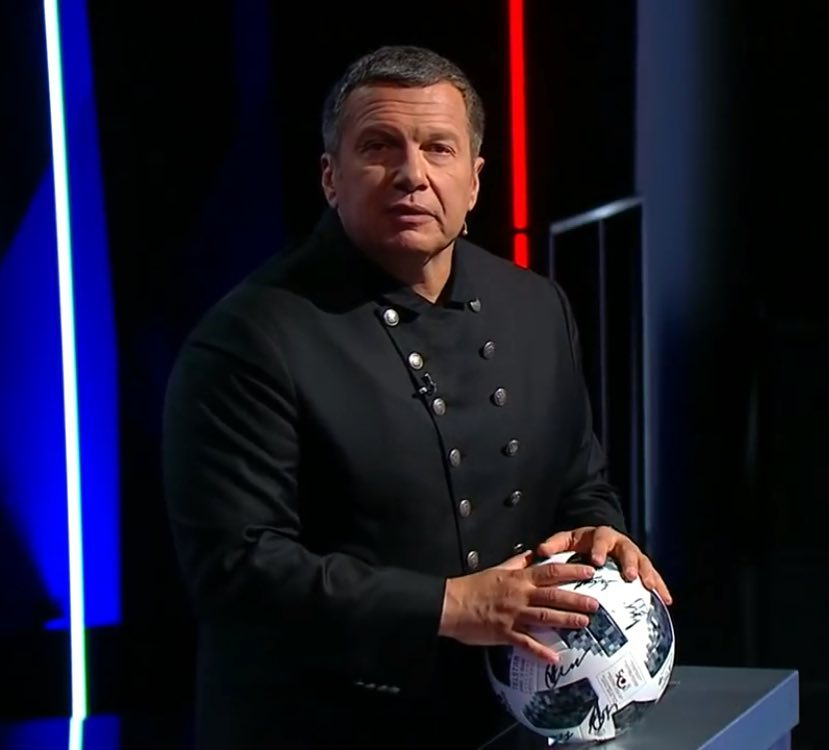«Весь в вас»: публика обсудила сына Владимира Соловьева