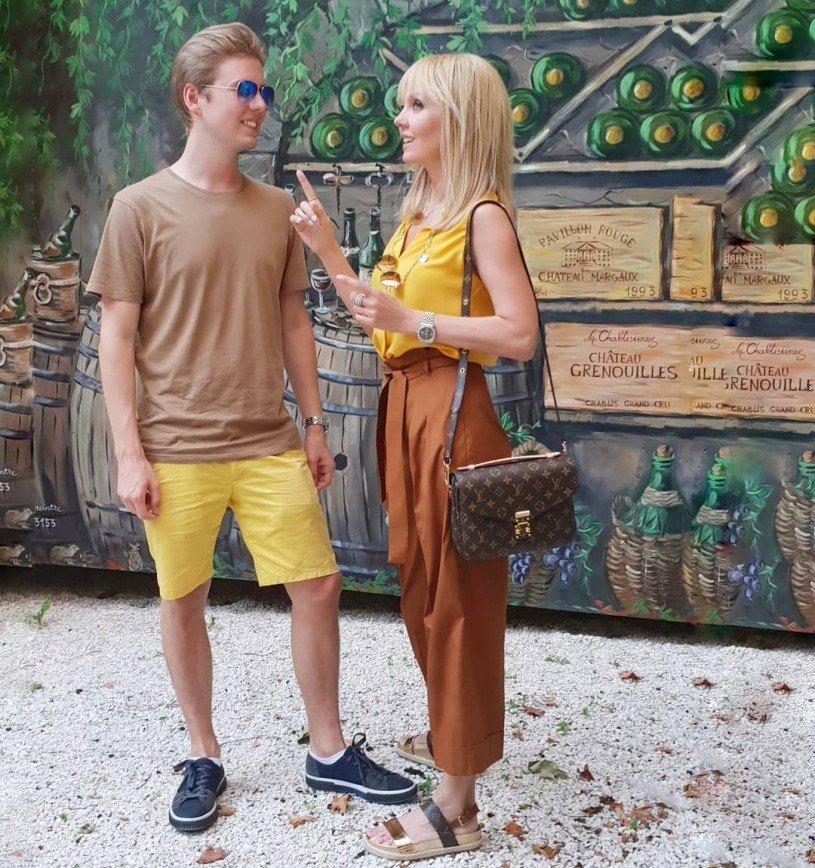 Валерия заявила, что не продвигала сына на руководящую должность швейцарской фирмы
