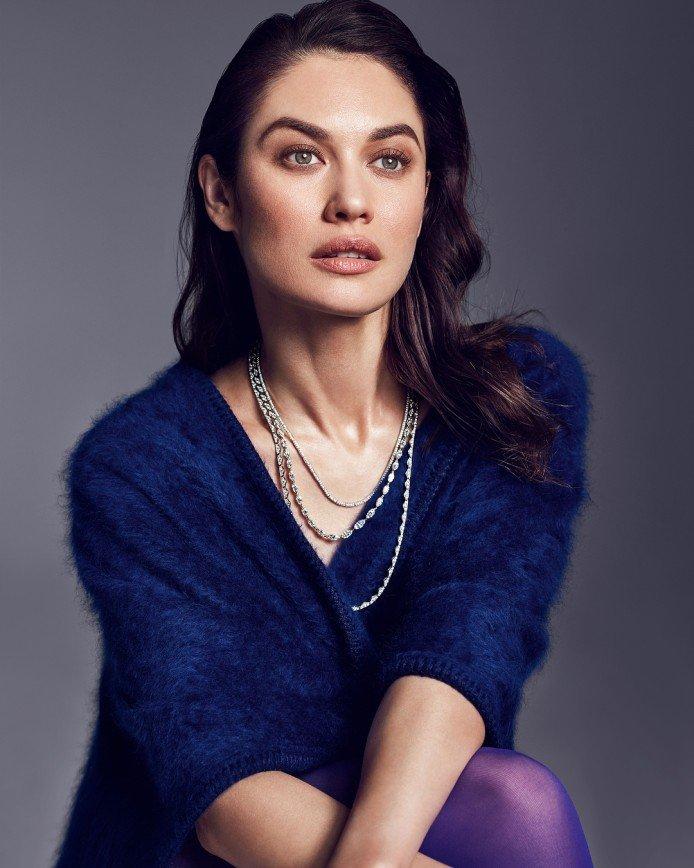 Идеальная кожа: Ольга Куриленко предстала без яркого мейка