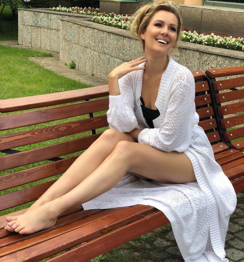 Непропорционально длинные ноги Марии Кожевниковой озадачили обывателей