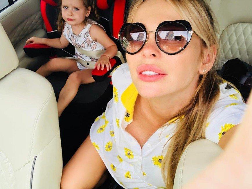 Анна Хилькевич будет рожать в клинике для вип-персон
