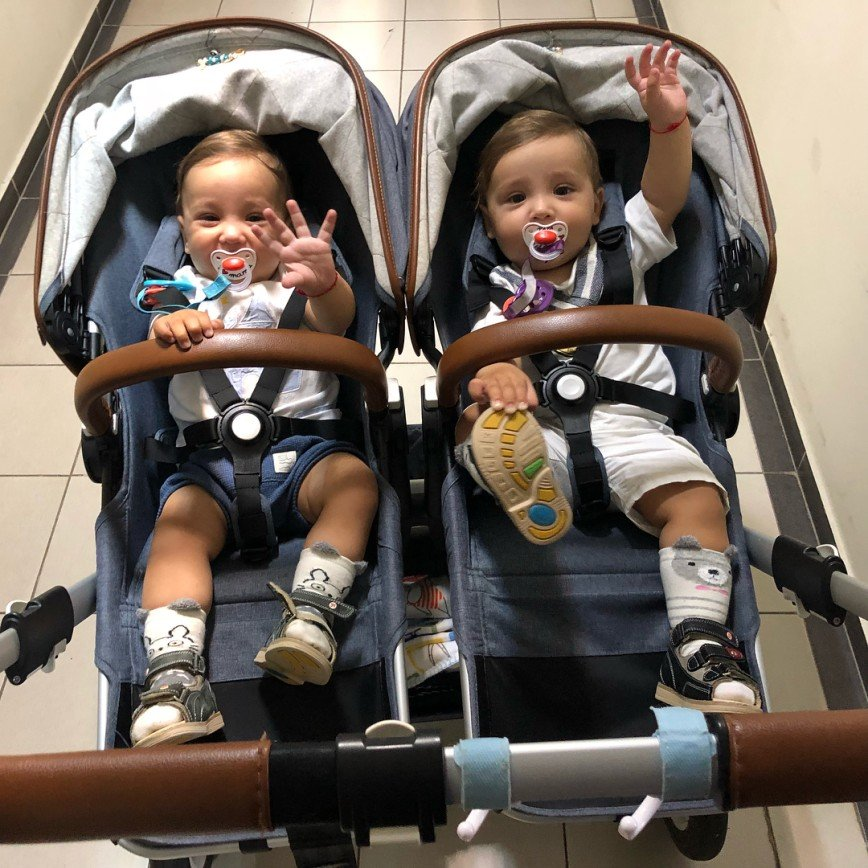«Чувствуется, внуков хотите»: Иосиф Пригожин умилил трогательной заботой о малышах