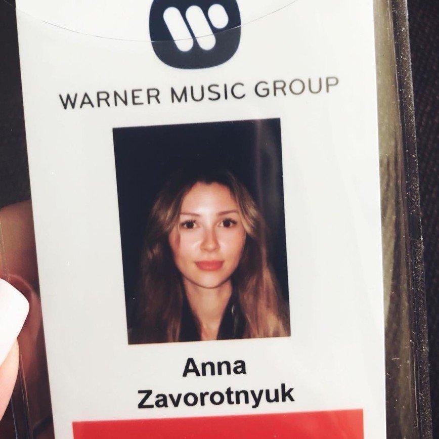 «Все-таки шоу-бизнес?»: дочь Анастасии Заворотнюк нашла первую работу