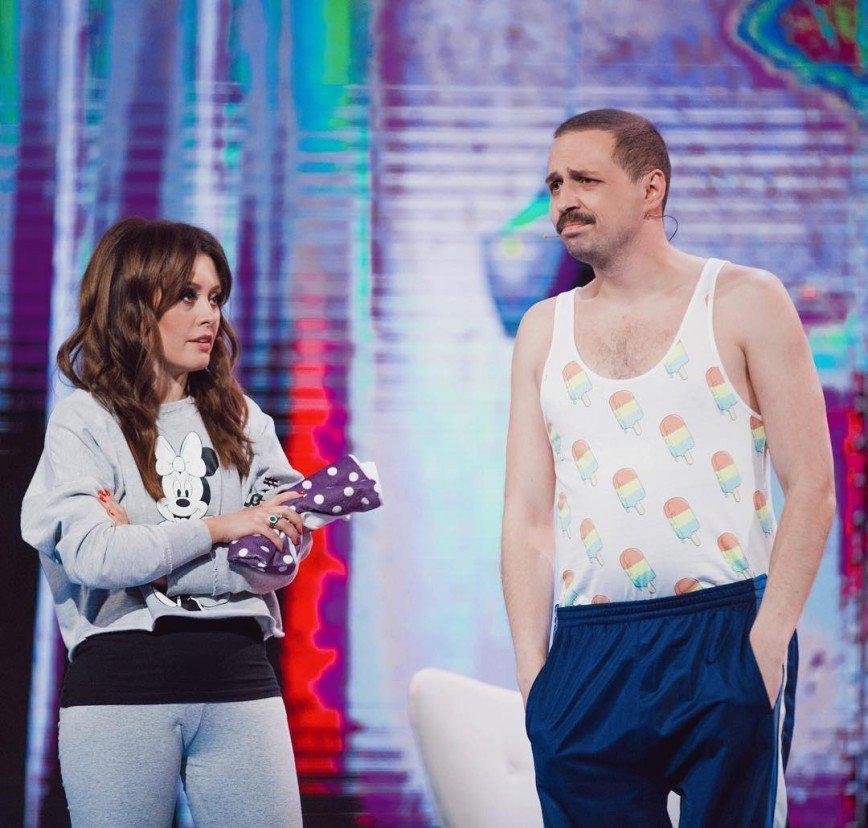 Звезда «Comedy Woman» Мария Кравченко порадовала нечастым снимком с мужем
