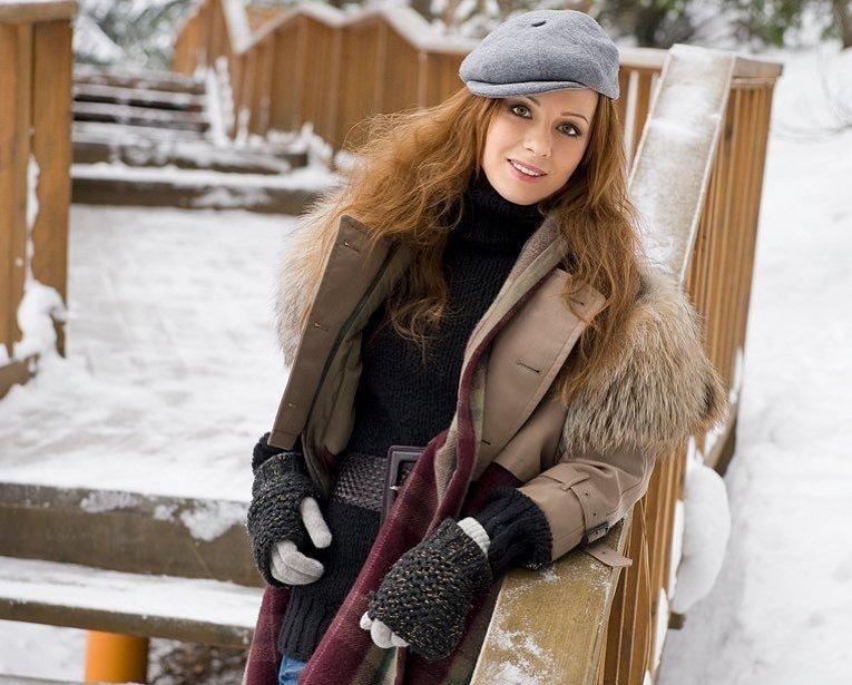 Ножки Юлии Савичевой