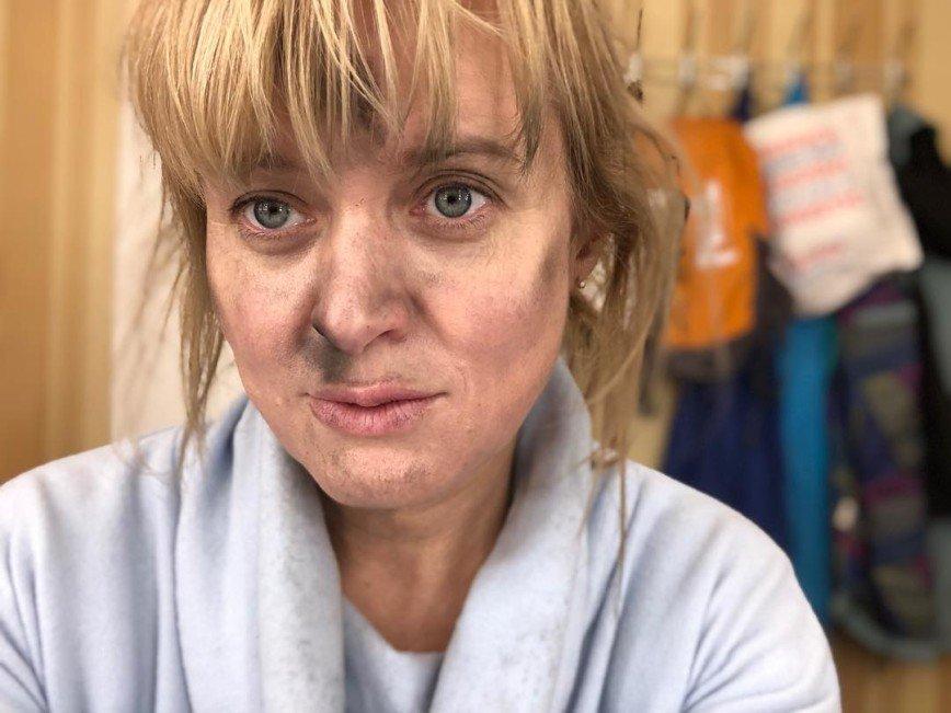 Анна Михалкова пострадала на съемках от пиротехники