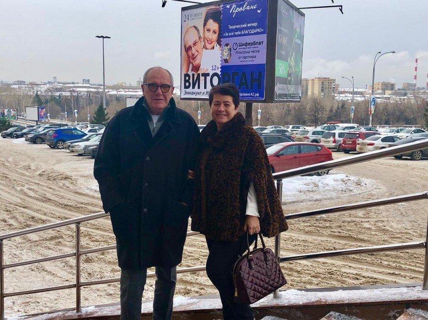 Тарелка раков: Эммануил Виторган показал, как их встречают в отдалённых городах России