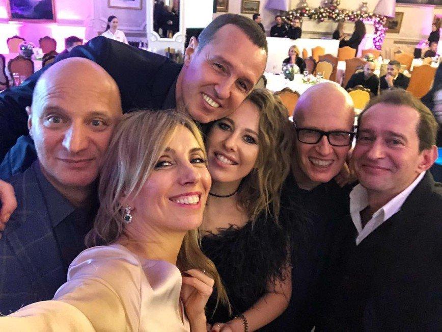 Светлана Бондарчук огласила сумму, собранную на благотворительном вечере