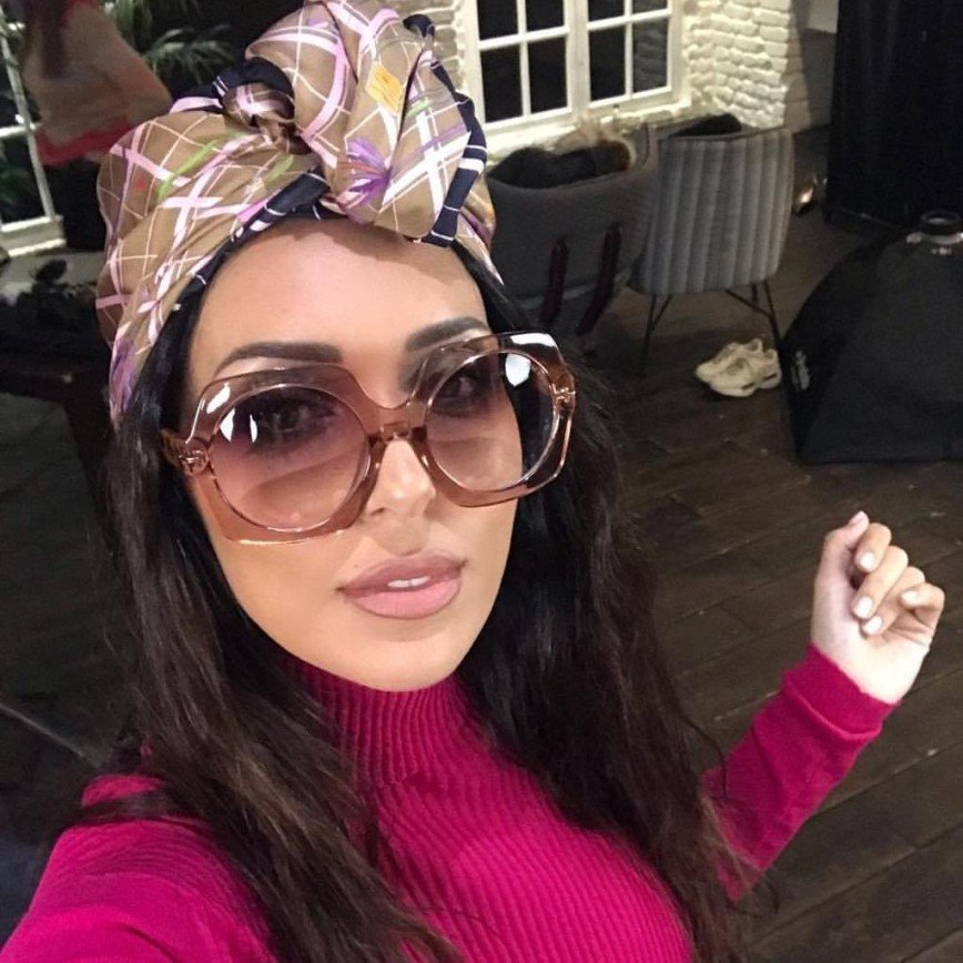 Восточные сказки: Алсу перевоплотилась в арабскую красавицу