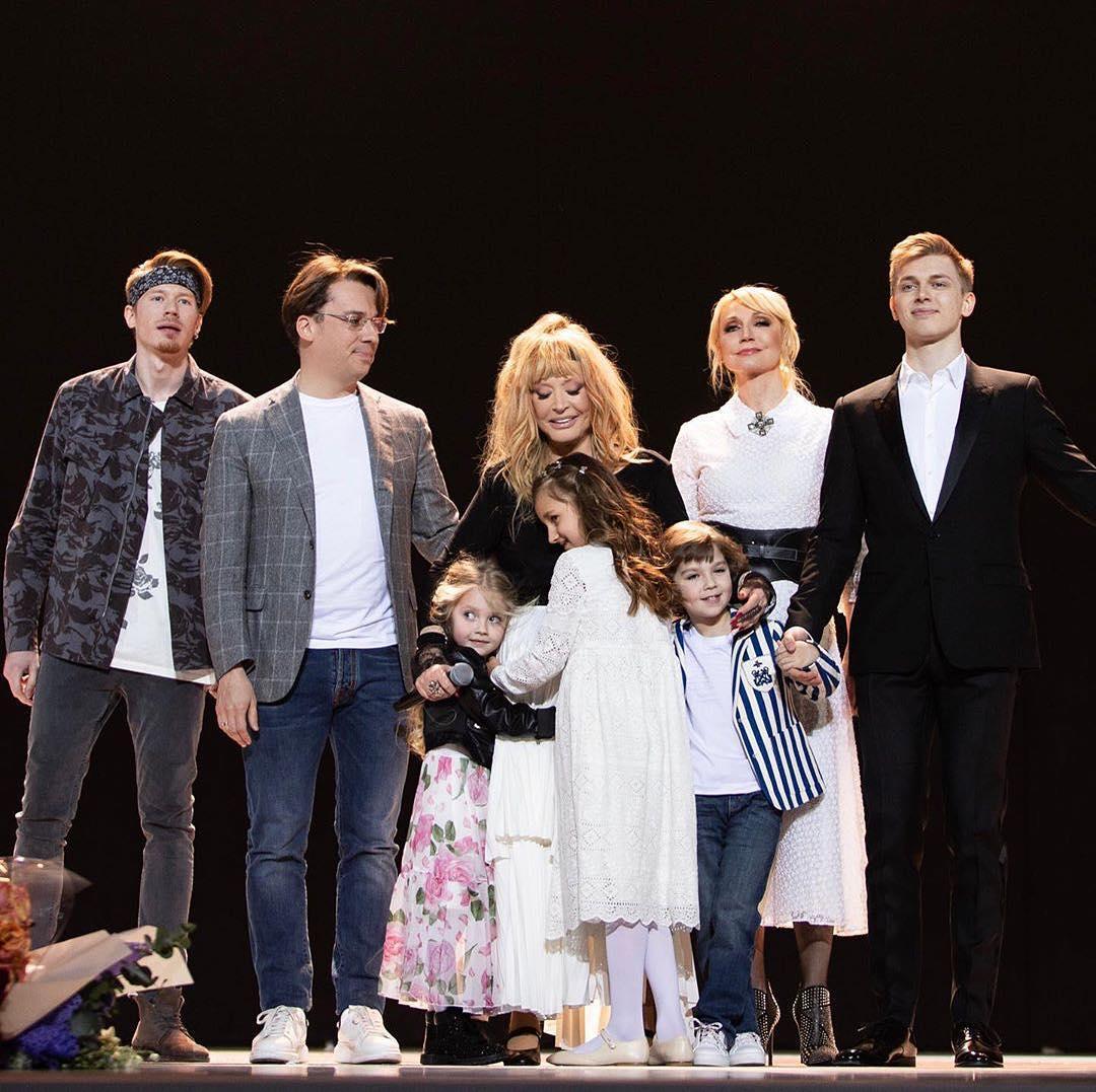 Юбилейный концерт Аллы Пугачевой покажут в кинотеатрах