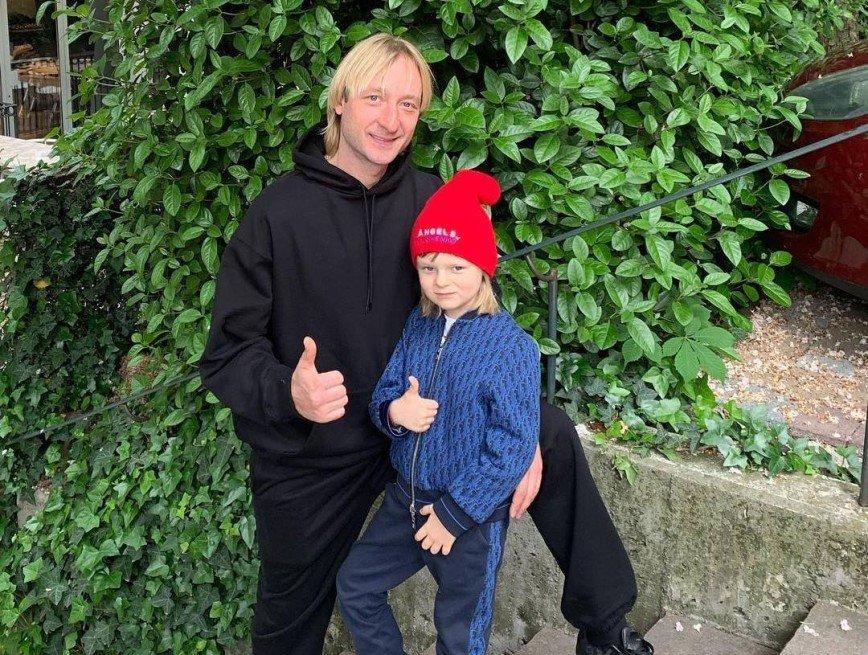 евгений плющенко с сыном последние фото нашем каталоге именно
