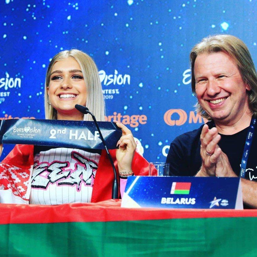 В 16 лет такой успех: протеже Виктора Дробыша вышла в финал Евровидения
