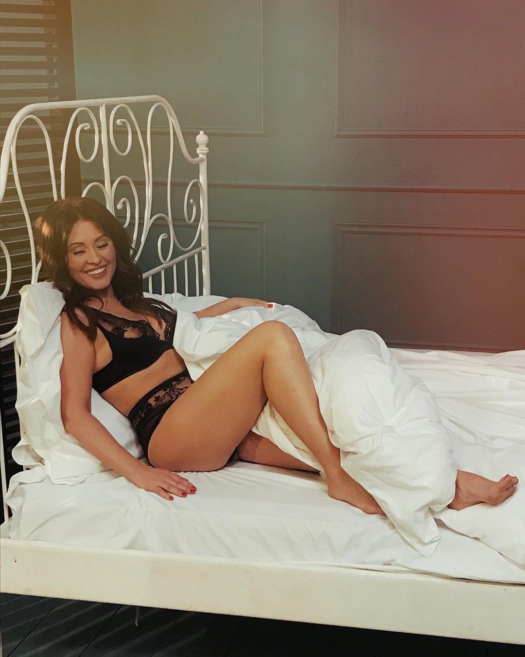 Ах, какая женщина! Мария Кравченко вызвала ажиотаж постельным снимком