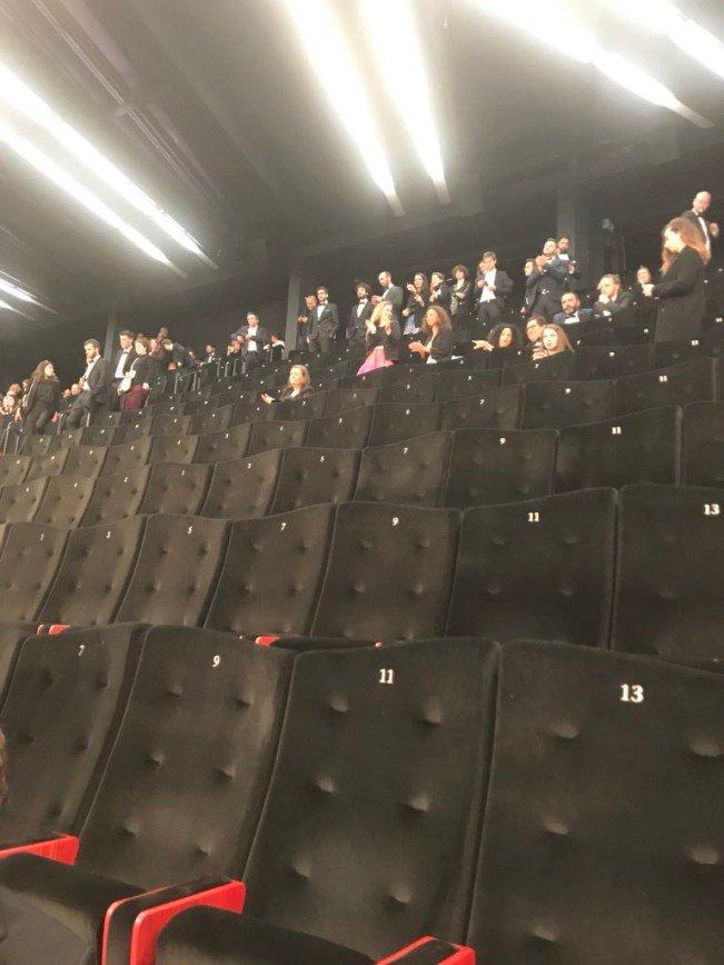 «Это отвратительно»: около 100 человек покинули зал во время фильма Ларса фон Триера