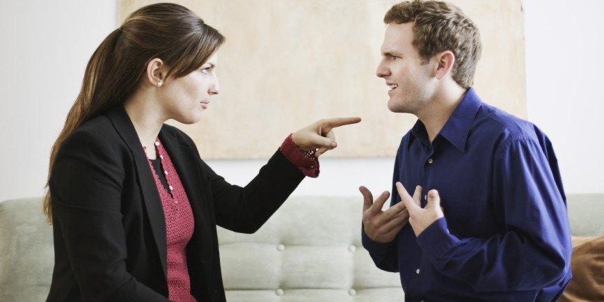Мужчины не простят: стоп-слова, которые стоит оставить при себе