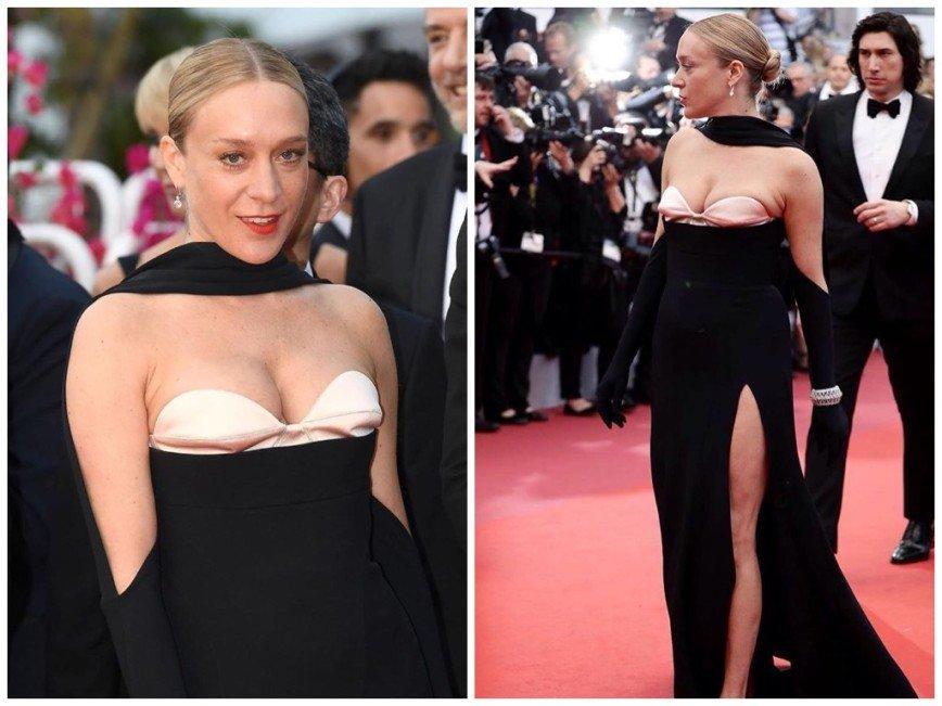 Летящие шелка и сдержанные прически: чем отметилась церемония открытия Каннского кинофестиваля-2019
