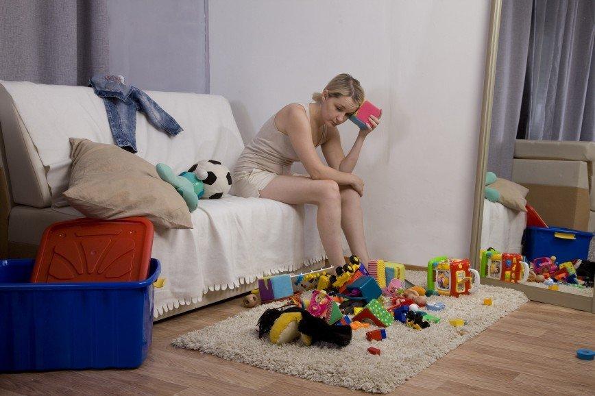 Не бардак, а творческий беспорядок: как пережить хаос в доме