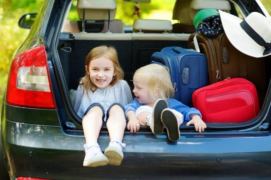 Путешествие на машине с ребенком на дальние расстояния
