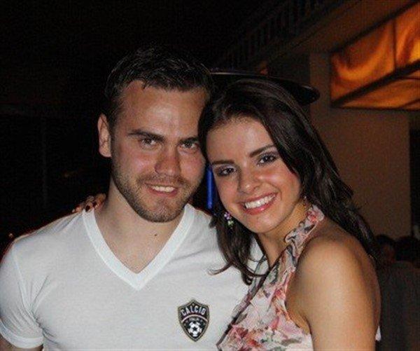 Бывшая девушка Игоря Акинфеева не исключает, что они снова будут вместе