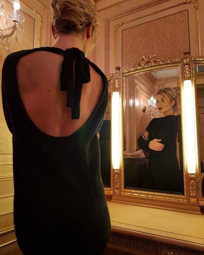 «Обезоружена и обезжирена»: Полина Гагарина сразила поклонников оголенной спиной