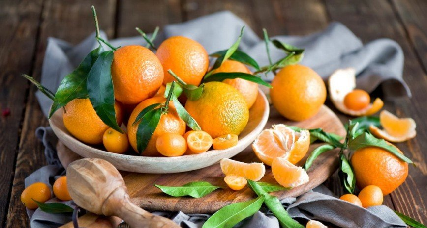 Новогодний фрукт: как правильно выбирать мандарины