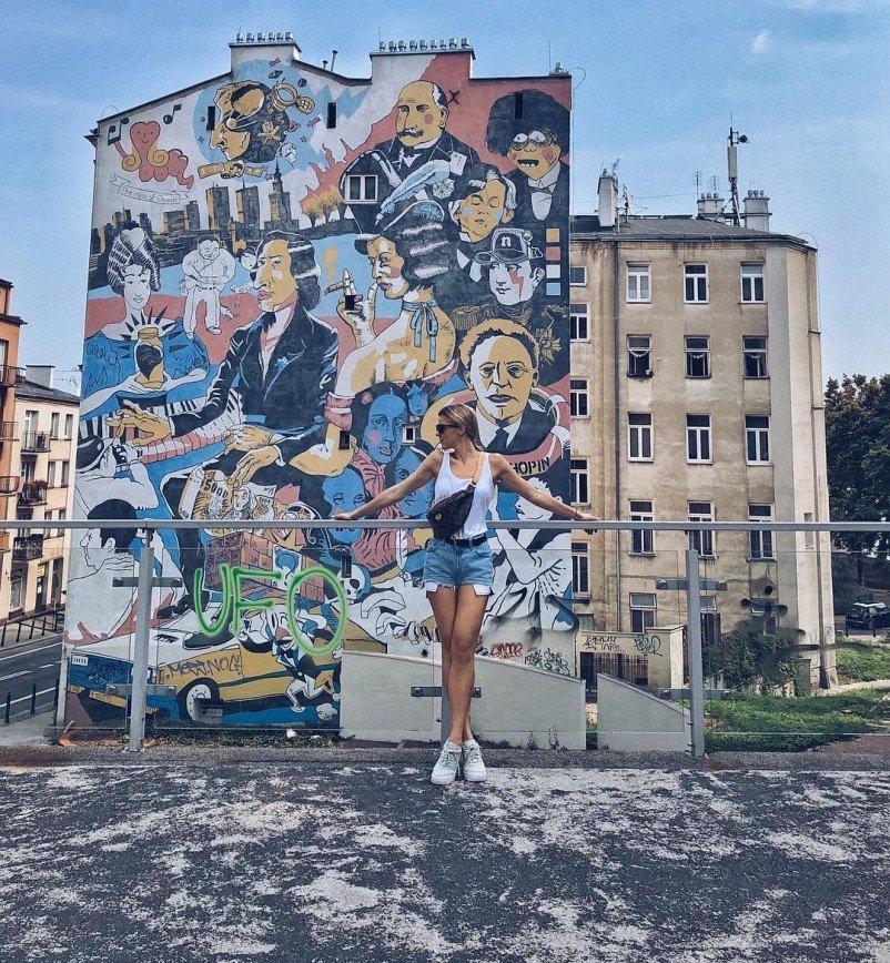 Души нет: Юлианна Караулова разочарована поездкой в Варшаву