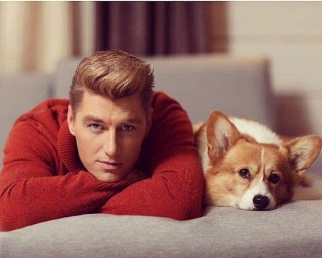 Алексей Воробьев переживает из-за серьезной болезни любимой собаки