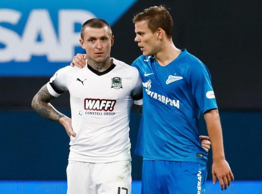 Футболисты Кокорин и Мамаев встретят Новый год в СИЗО
