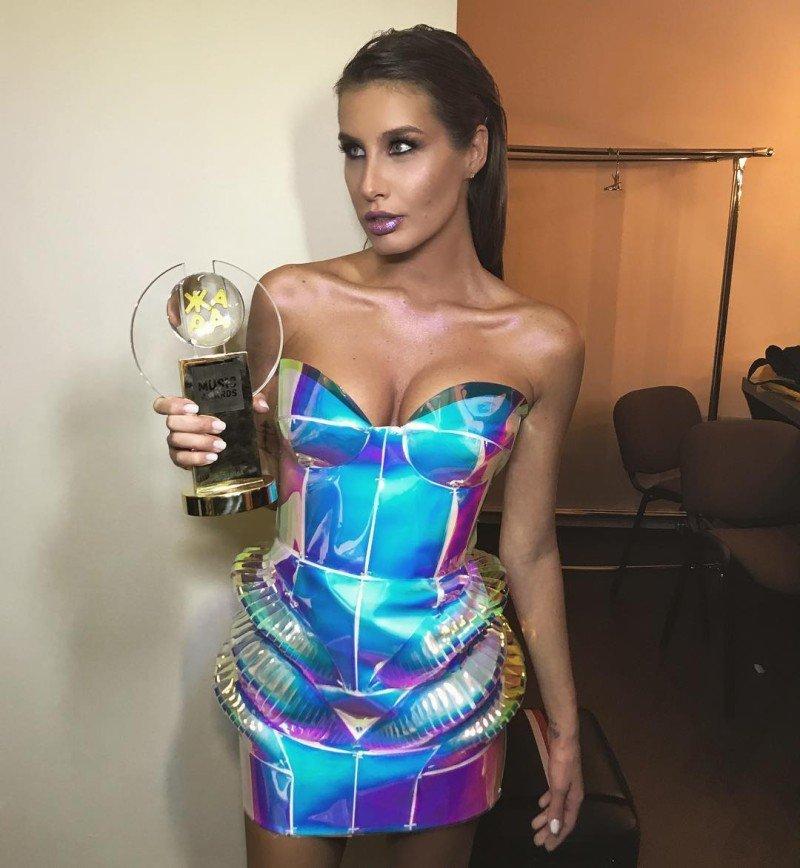 Сергей Лазарев назвал Кети Топурию самой стильной девушкой в шоу-бизнесе