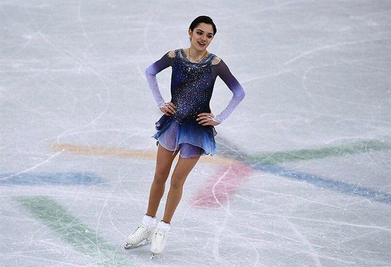 Россиянка Евгения Медведева установила мировой рекорд на своей первой в жизни Олимпиаде