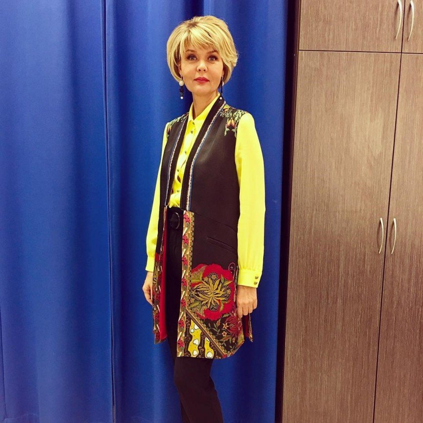 Моя страсть – древние камни: Юлия Меньшова рассказала редкие факты о себе