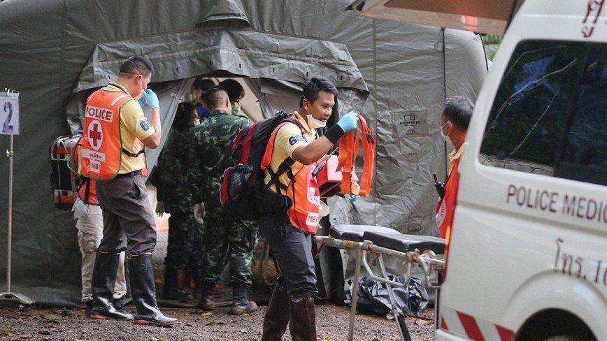 В Голливуде снимут фильм про спасенных из пещеры в Таиланде детей
