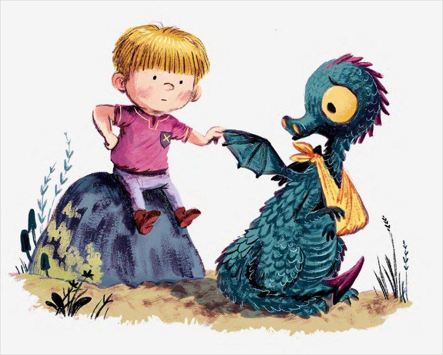 Как приручить дракона? Размышления на тему детской дружбы