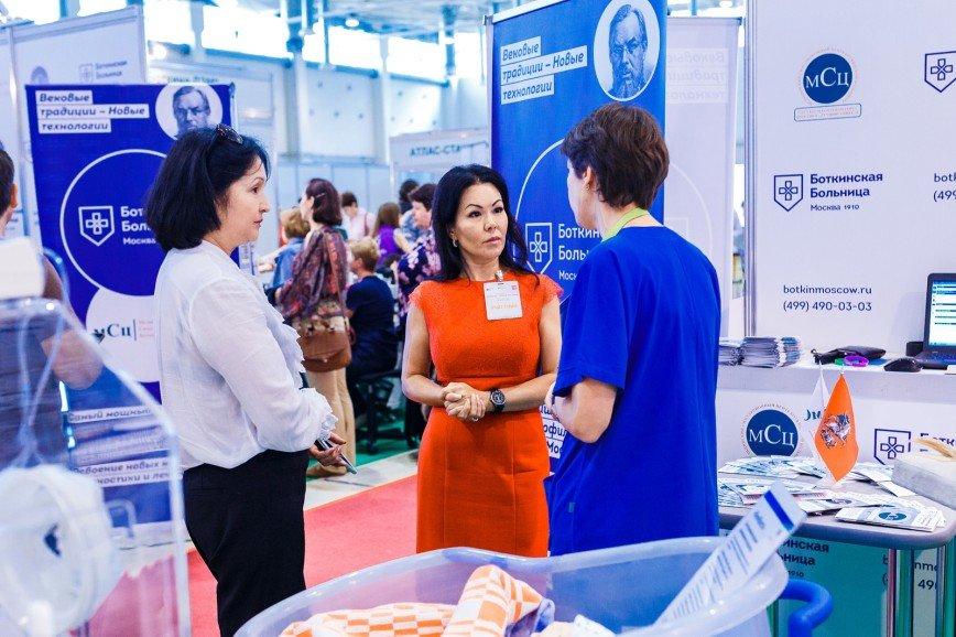 О столичном донорстве крови расскажут на форуме-выставке «Москвичам – здоровый  образ жизни» b67b75113a8