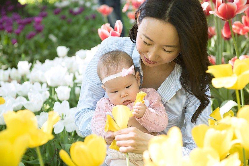 Алла Довлатова, Эвелина Бледанс, Екатерина Волкова отметили День мамы по японскому календарю