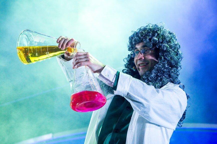 Лучшие научные елки Москвы для любознательных детей и их родителей