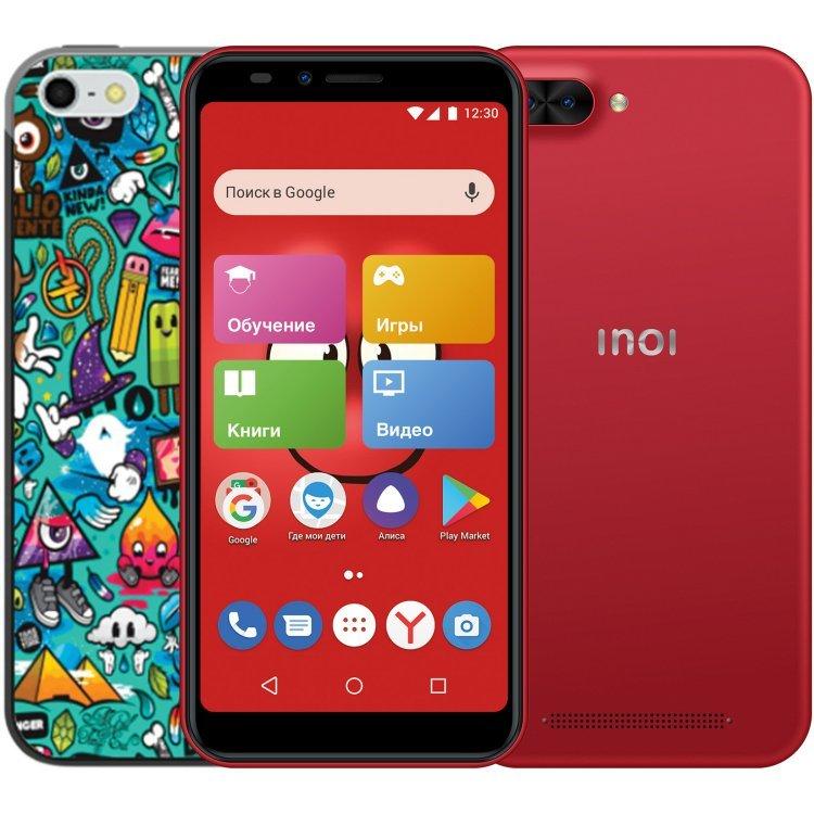 Порадуй ребенка новым смартфоном — выиграй INOI kPhone!