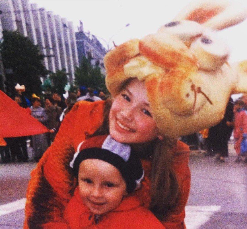 «Неподдельные эмоции»: Зоя Бербер показала архивное фото