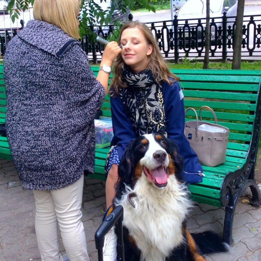 """""""Пес просто прелесть!"""": Лиза Арзамасова познакомила подписчиков с четвероногим другом"""