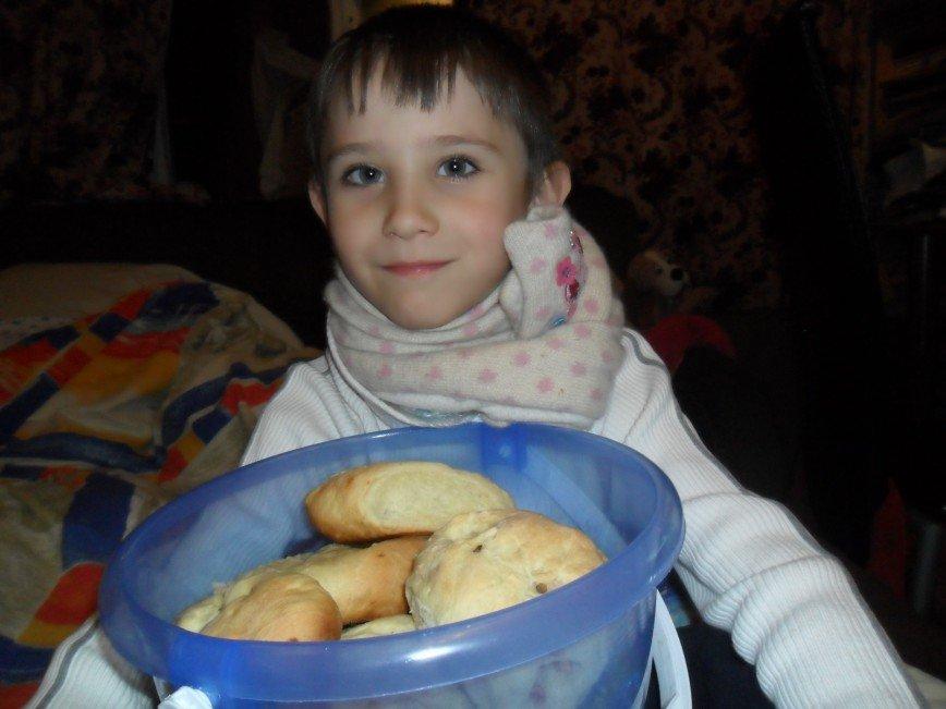 Автор: Olenka Nik, Фотозал: Наши Дети, Лечимся пирожками!