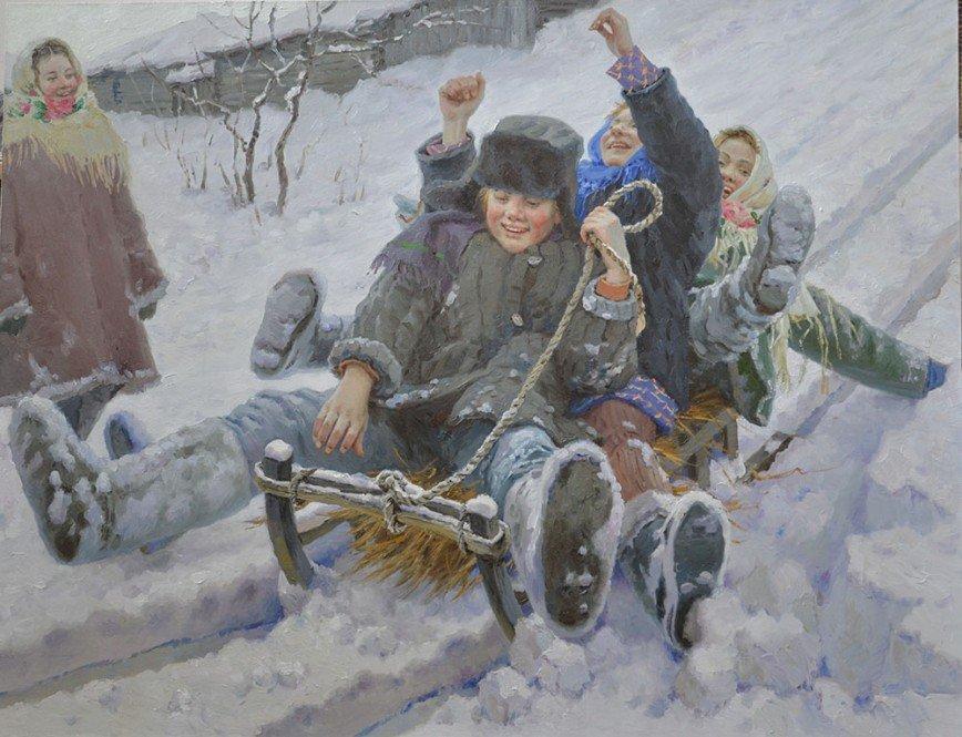 Это должен сделать каждый: полсотни развлечений для самой холодной части зимы