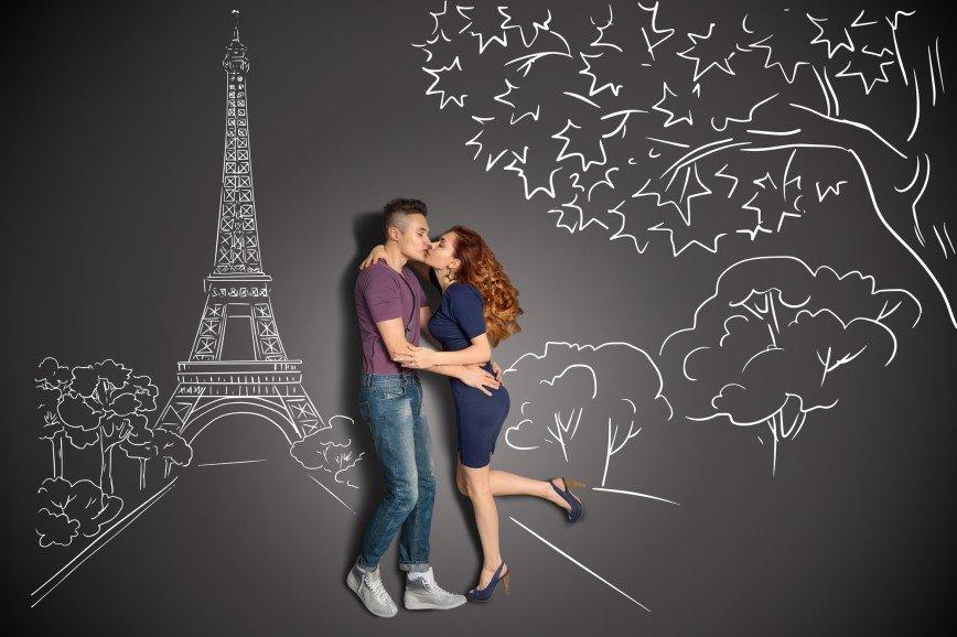 Любит – не любит: история отношений в трех абзацах