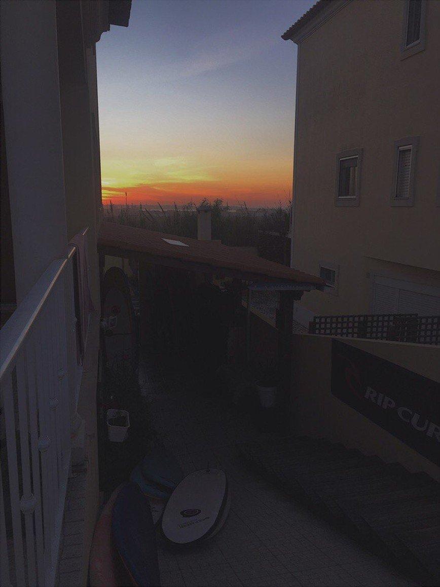Автор: Елена ДитяМоря, Фотозал: Туристические зарисовки, Вид с террасы нашей чудной виллы в Португалии