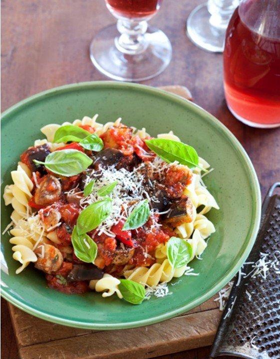 Ум отъешь: как приготовить дома жареную пасту рататуй — фирменное блюдо итальянской кухни