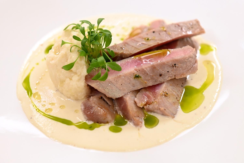 Тунец-молодец! Три вкуснейших рыбных блюда от итальянского шеф-повара Маттео Лаи